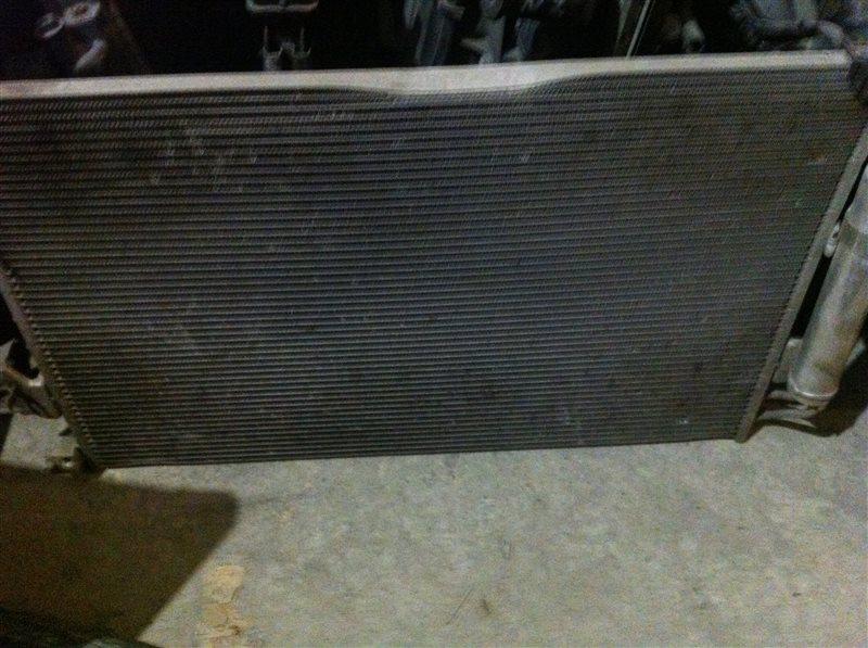 Радиатор кондиционера Mitsubishi Outlander Xl CW 4B12 2009
