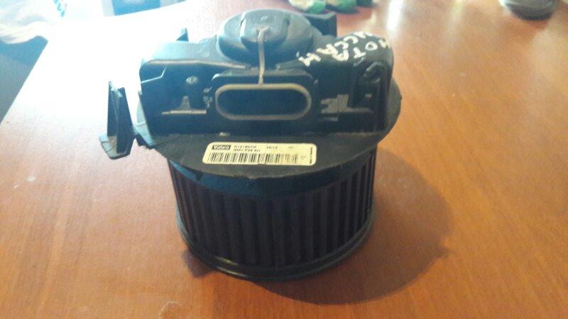 Мотор печки Nissan Note E11 HR15 2005