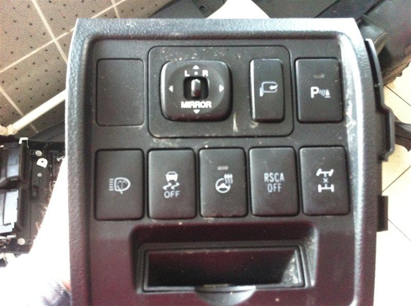 Кнопки прочие Toyota Land Cruiser 200 1VD 2014