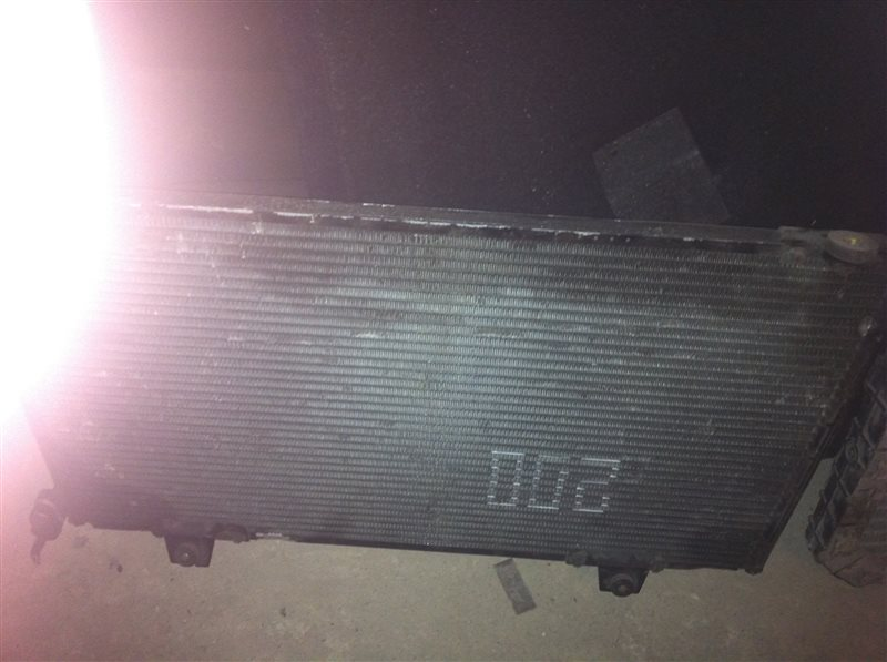 Радиатор кондиционера Toyota Celica ST202 3SFE 1999