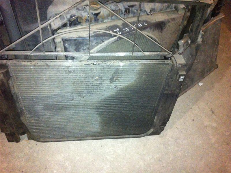 Радиатор кондиционера Bmw X5 53 2004