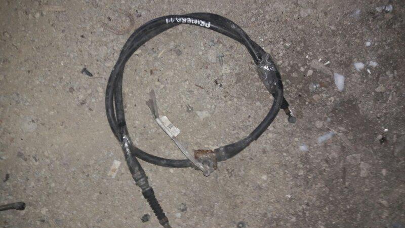 Тросик ручника Nissan Primera WQP11 QG18DE 2000