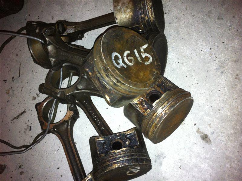 Поршень Nissan QG15
