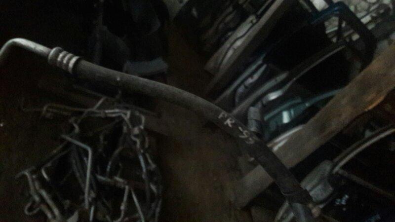 Шланг трубка кондиционера Toyota Land Cruiser Prado KZJ95, RZJ95, VZJ95 1KZFTE 2001