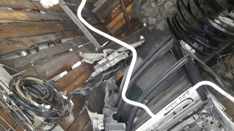 Шланг трубка кондиционера Honda Partner EY7, EY8 D15B 2001
