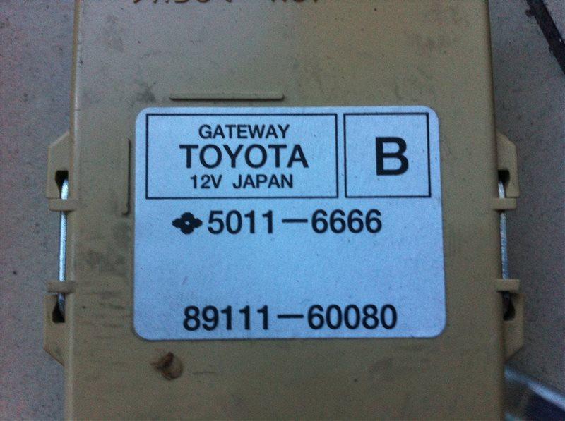 Сетевой шлюз Toyota Land Cruiser 200 1VD 2014