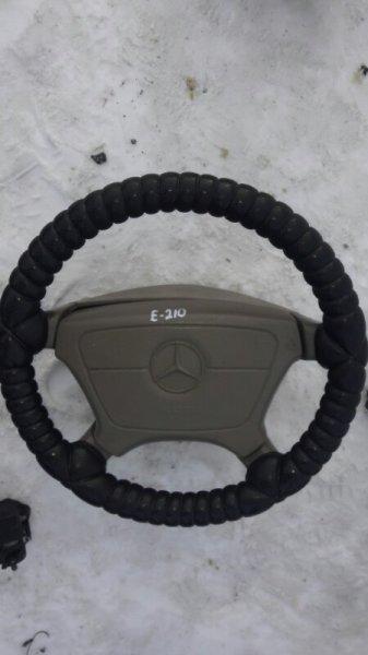 Airbag подушка безопасности на руль Mercedes-Benz E240 WDB210 M112.911 E24 1998