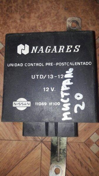 Блок электронного впрыска топлива efi Nissan Mistral R20 TD27 1996