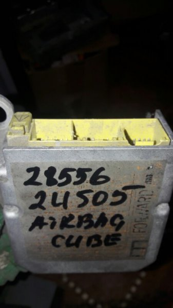 Блок управления airbag Nissan Cube AZ10 CG10 2000