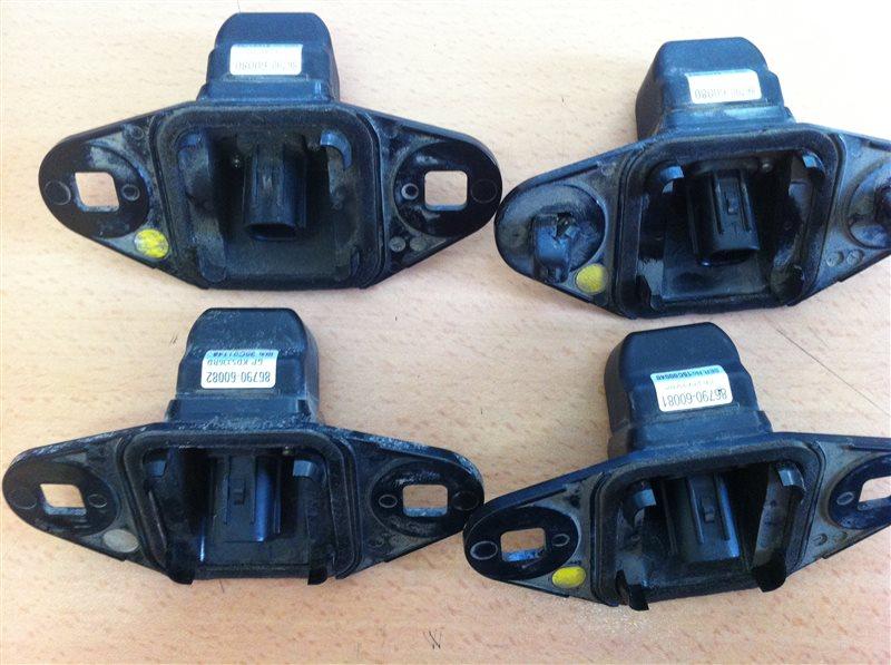 Камера Toyota Land Cruiser 200 1VD 2012