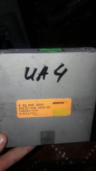 Блок управления Honda Inspire UA4, UA5 J25A 1999
