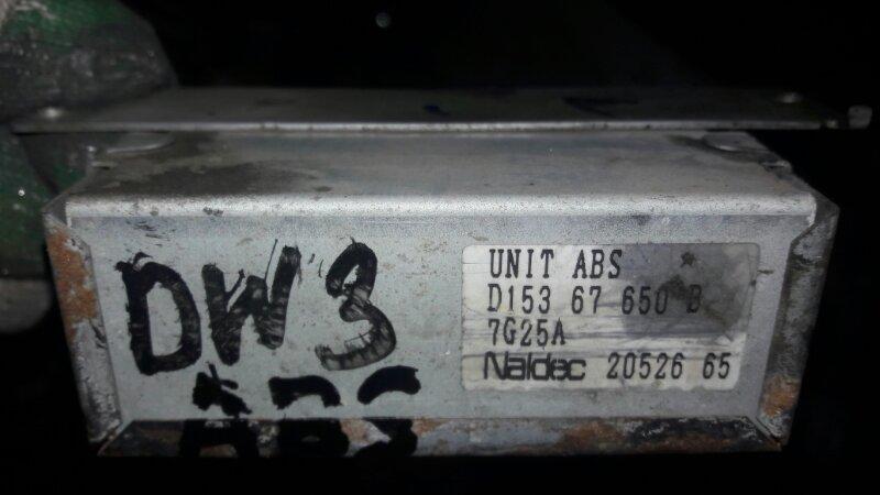 Блок управления abs Mazda Demio DW3W B3 2001