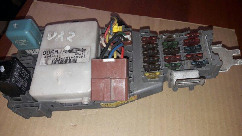 Блок предохранителей Honda Saber UA2, UA1 G25A, G20A 1997