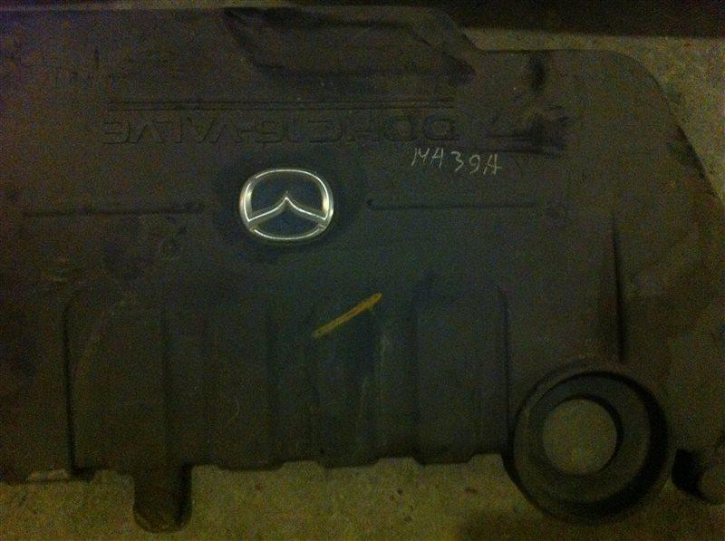 Декоративная крышка двс Mazda 6 L3 2004