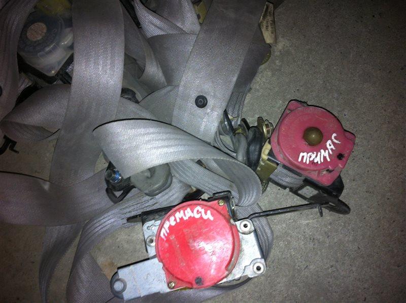 Ремни безопасности Mazda Premacy