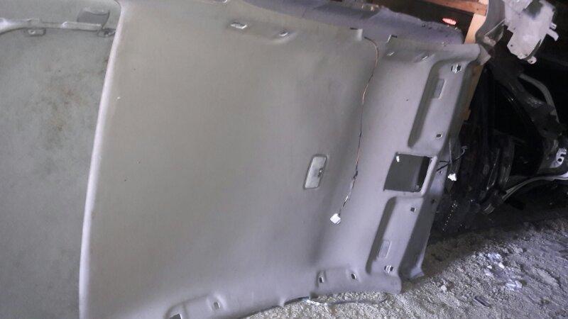 Обшивка потолка Toyota Camry ACV40 2AZFE 2007
