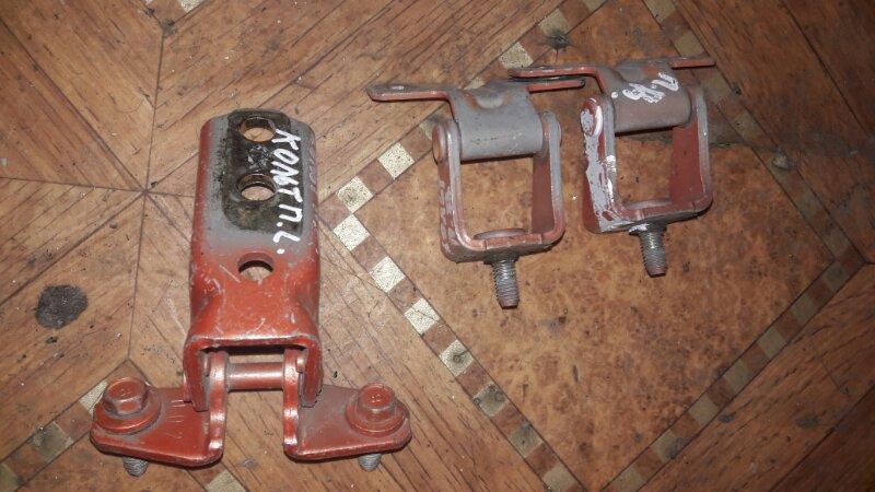 Петли на дверь ( крепление двери) Mitsubishi Colt Z25A, Z23A, Z27A 4G19, 4A90, 4A91 2005