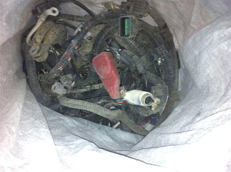 Проводка электрическая Mitsubishi Pajero Sport KH0 4D56 2010