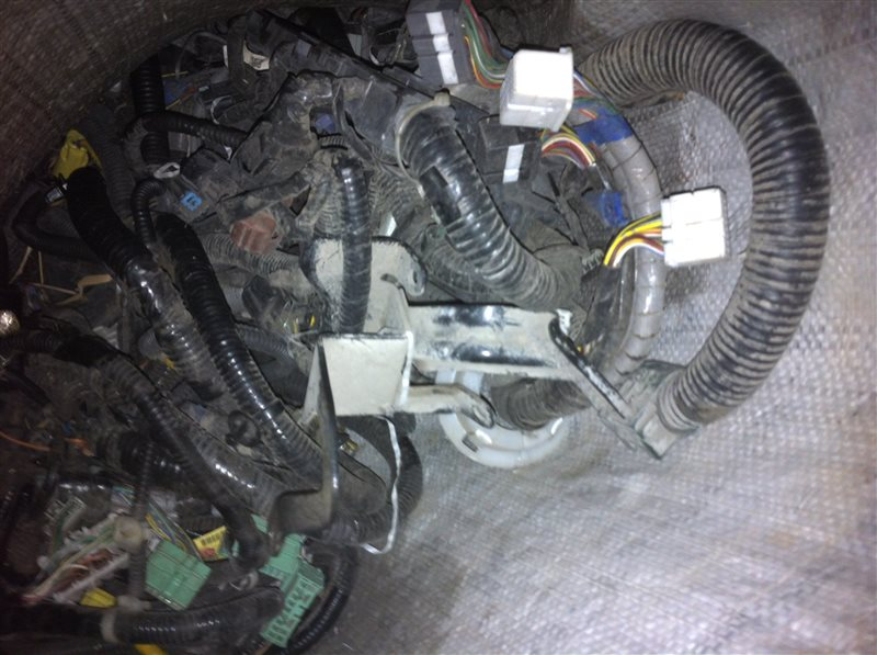Проводка электрическая Honda Accord CL 2004