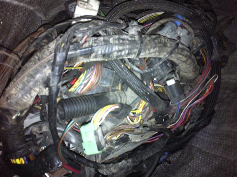 Проводка электрическая Lexus Rx350 30 2GR 2004