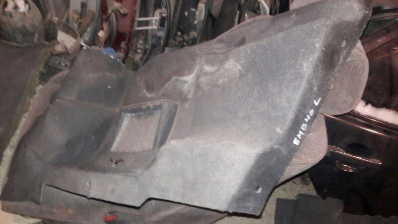 Обшивка пластик накладка багажника Bmw 318I E46 M52 N42 2003