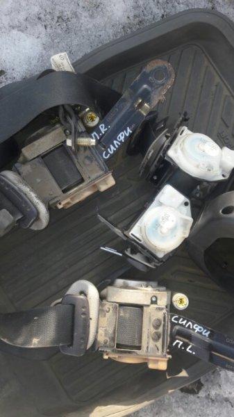Ремни безопасности Nissan Bluebird Sylphy FG10 QG15DE 2002
