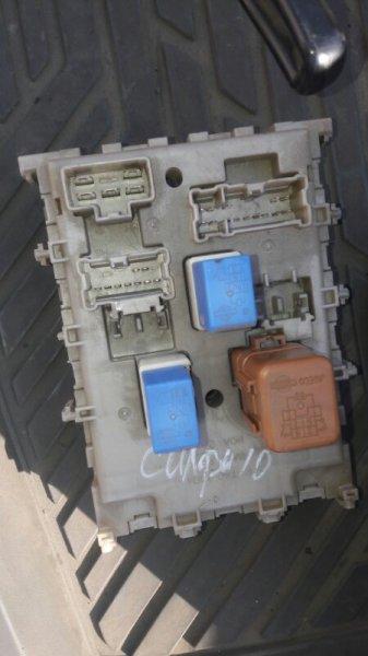 Блок предохранителей Nissan Bluebird Sylphy FG10 QG15DE 2002