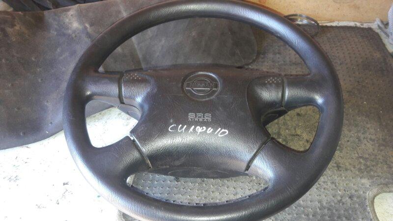 Airbag подушка безопасности на руль Nissan Bluebird Sylphy FG10 QG15DE 2002