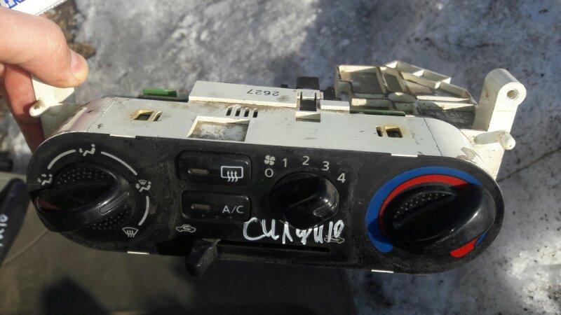 Блок управления климат-контролем Nissan Bluebird Sylphy FG10 QG15DE 2002