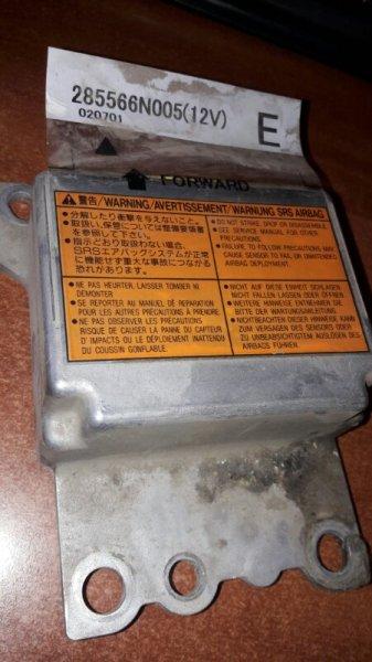Блок управления airbag Nissan Bluebird Sylphy FG10 QG15DE 2002