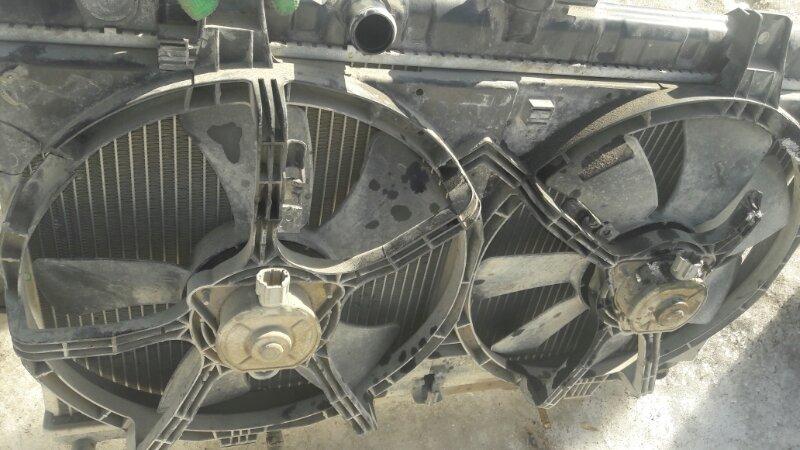 Вентилятор радиатора Nissan Bluebird Sylphy FG10 QG15DE 2002