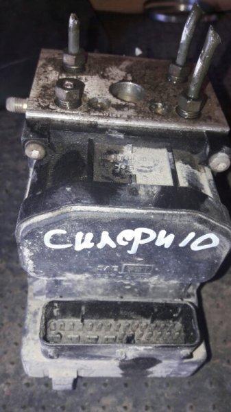 Блок abs Nissan Bluebird Sylphy FG10 QG15DE 2002