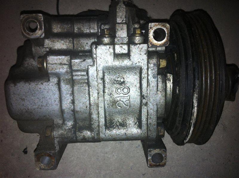 Компрессор кондиционера Mazda Demio B3 2000