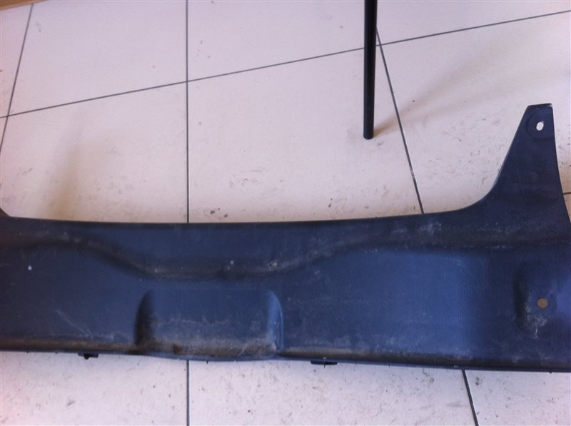 Обшивка пластик накладка багажника Honda Accord CL 2004