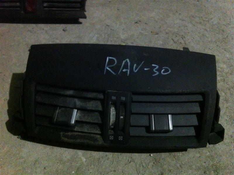 Дефлектор. регулятор воздушного потока Toyota Rav4 30 2012