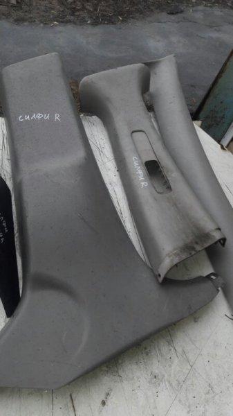 Пластик обшивка салона Nissan Bluebird Sylphy FG10 QG15DE 2002