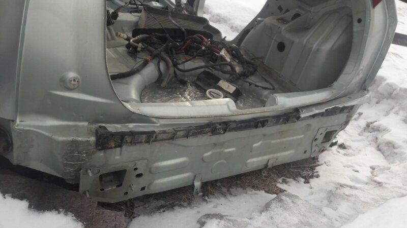 Полка багажника (задняя панель) Ford Focus 1 ZETEC 2.0 , DURATEC 1.6 2004