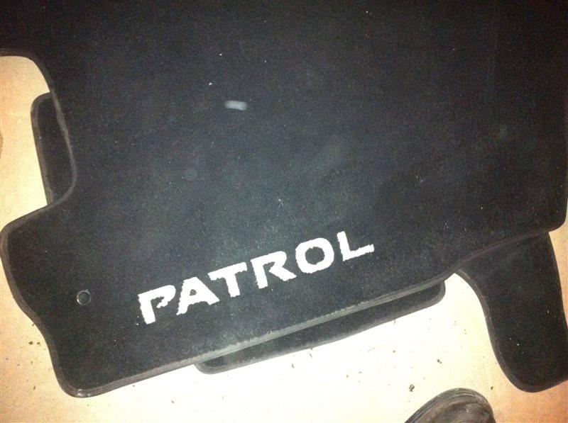 Коврики комплект Nissan Patrol 62 2010