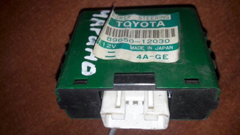Блок управления Toyota Sprinter Marino AE101, AE100 4AGE, 4AFE, 5AFE 1993