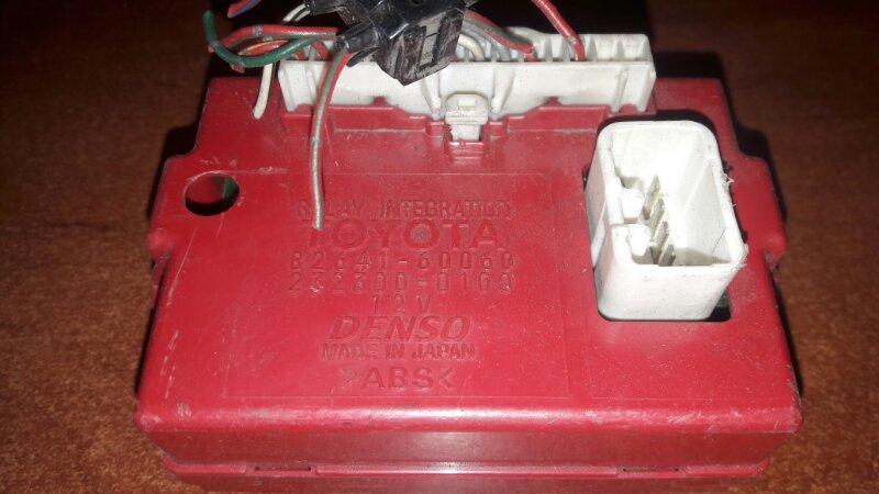 Блок реле Toyota Land Cruiser Prado KZJ95, RZJ95, VZJ95 1KZFTE 2001
