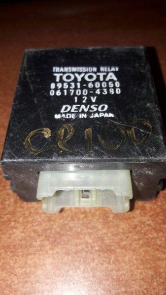 Блок управления трансмиссией Toyota Land Cruiser UZJ100 2UZFE 1998