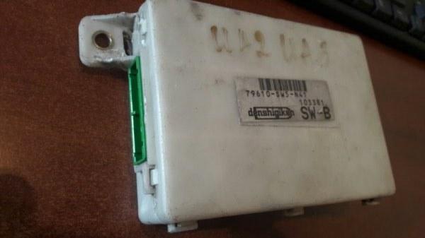 Электронный блок Honda Saber UA2, UA1 G25A, G20A 1997