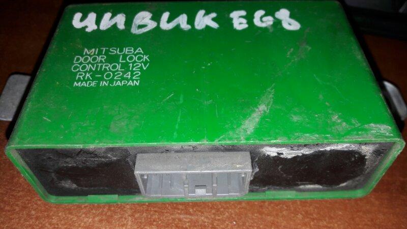 Блок управления дверьми Honda Civic Ferio EG8 D15B 1993