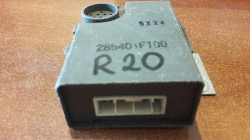 Блок управления Nissan Mistral R20 TD27 1996