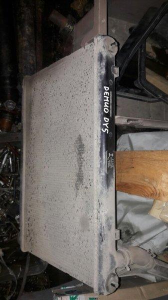 Радиатор двс Mazda Demio DY3W, DY5W ZJVE, ZYVE 2003