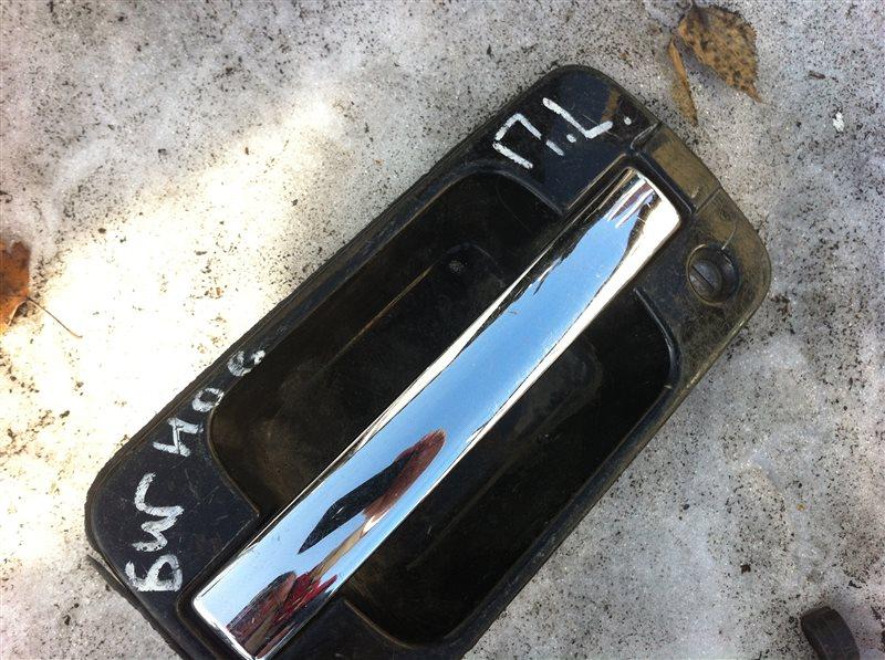 Ручка двери внешняя Isuzu Bighorn 83 2000 передняя левая
