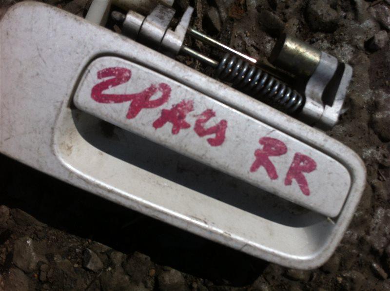 Ручка двери внешняя Toyota Camry Gracia 20 1999 задняя правая
