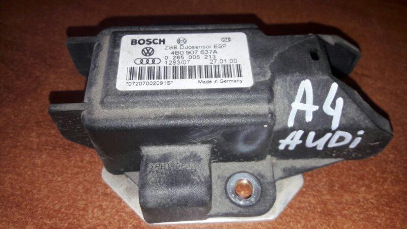 Датчик ускорения Audi A4 B5 УНИВЕРСАЛ ARG 1.8 НЕ ТУРБО 2000