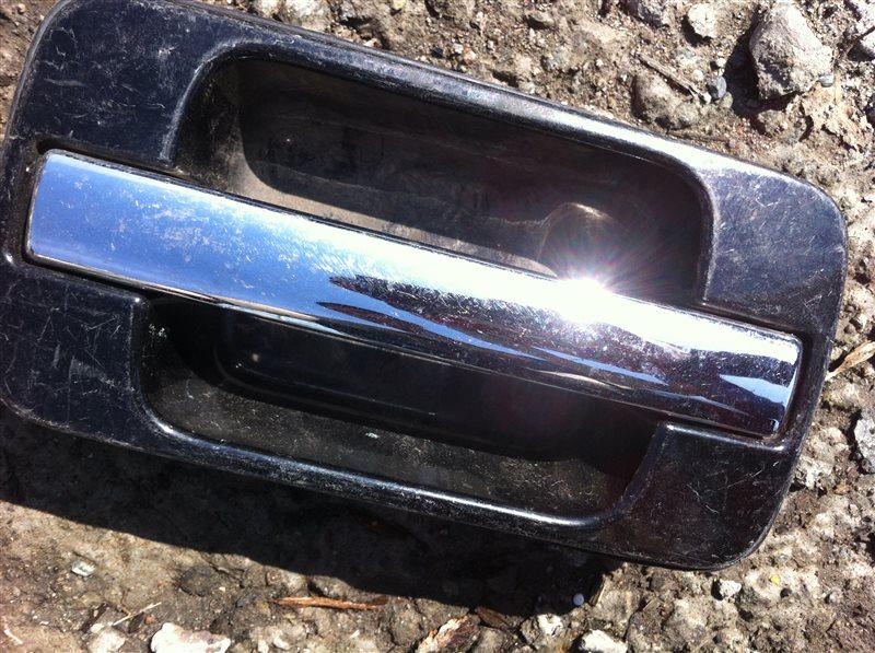 Ручка двери внешняя Isuzu Bighorn 83 2000 задняя правая