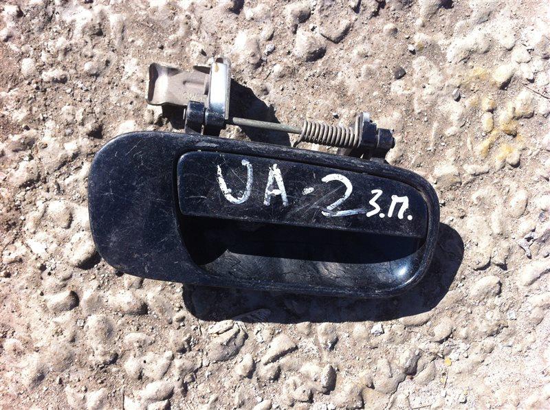 Ручка двери внешняя Honda Saber UA2 1996 задняя правая